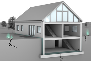 Eine Beschichtung mit MC Proof eco kann Radoneintritt verhindern.<br />