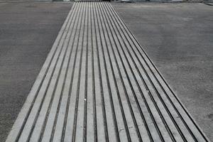 Jeweils 36 m lang sind die Dehnfugen an der Hutong-Brücke im Norden von Shanghai.
