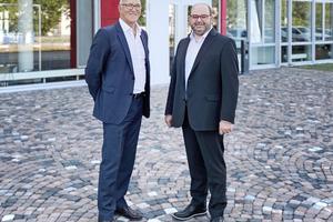 Bernd Schwengsbier und Filippo Baldassari leiten die Vertriebs- und Serviceorganisation der TII Group.<br />