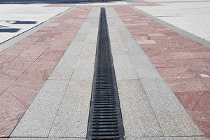 Recyfix Monotec; hier eingesetzt zur Stadtentwässerung in Vidin, Bulgarien.<br />