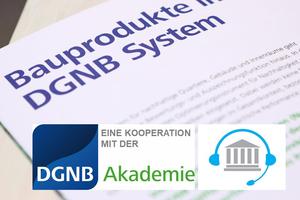 Im Webinar am 16.09. erläutern die DGNB und Knauf welche Rolle dem Handwerk und der Auswahl der Bauprodukte bei einer DGNB-Zertifizierung zukommt.