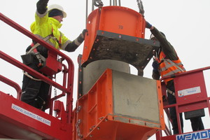 Praktische Schalelemente erleichtern die Bauausführung, sind sicher und einfach in der Handhabung und sind Basis für ein einwandfreies Arbeitsergebnis.