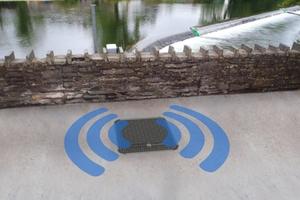 Die durchfunkbaren GFK-Produkte von KHK ermöglichen den unterirdischen Einsatz intelligenter Überwachungslösungen.