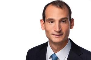 Cédric Fourrier ist Niederlassungsleiter bei BNP Paribas Leasing Solutions und Head of Equipment & Logistics Solutions D-A-CH.