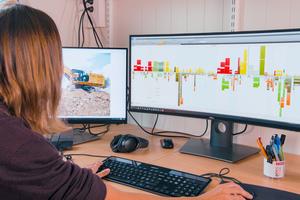 Mit Magnet lassen sich rationelle digitale Workflows für Erdarbeiten realisieren.