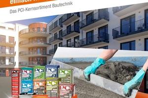 Das neue Infopaket für eine schnellere und einfachere Produktauswahl im Bereich Bautechnik.