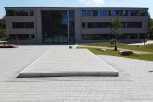 Das neue Klassenhaus der Stadtteilschule Stellingen mit 21 Klassen.