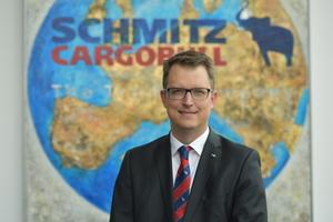 Marnix Lannoije, Geschäftsführer Schmitz Cargobull Telematics.