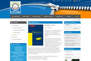 """Die von Dr. jur. Thomas Ax über-arbeitete Neuauflage des Fachbuches """"Kanalbau von A – Z"""" stellt die Gütegemeinschaft Kanalbau Auftraggebern und Auftragnehmern als praxisorientierte Arbeitshilfe zur Verfügung."""