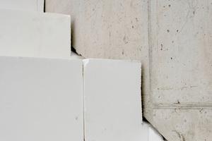Die AirPor-Blöcke werden nach Maß gefertigt und in verschiedenen Größen geliefert. Auf der Baustelle spart das den Verarbeiter jede Menge Zeit.