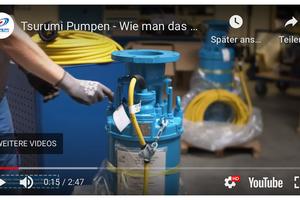Online gibt es jetzt jede Menge Video-Tipps zur Pumpenwartung in Eigenregie.