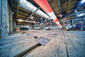 Baubeginn in Oppenau: Das neue Zentrum für Oberflächenbeschichtung soll im 2. Quartal 2021 in Betrieb gehen.
