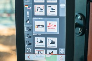 Die Bedienung des User-Interface erfolgt intuitiv über Apps und Touchscreen und ist auf maximale Benutzerfreundlichkeit ausgerichtet.
