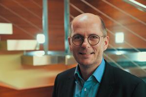 Andreas Velten ist Geschäftsführer bei der Moba Mobile Automation