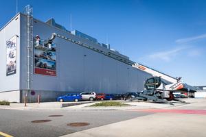 Das neue Sortiment umfasst zehn Stage-V-konforme Modelle für den europäischen Markt, mit Hubhöhen von 18 bis 39 Meter.