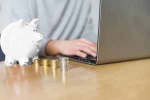 Mit Gebraucht-software lässt sich bequem das IT-Budget schonen.