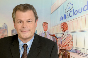Der Autor dieses Beitrags, Michael Helms, ist Vorstand der Soft & Cloud AG
