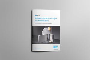Die Broschüre zum großformatigen Bausystem KS-PLUS ist ab sofort kostenlos verfügbar.