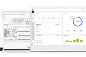 Capmo ist die digitale Lösung für alle Prozesse am Bau.