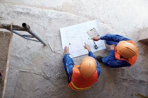 Auf Knopfdruck volle Übersicht bei Bauprojekten