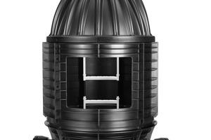 Der Romold-Ersatzschacht ist aus Kunststoff – Korrosion unmöglich.<br /><br />