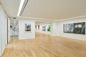 Ansicht Innenraum Ausstellungsfläche.<br />