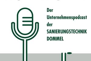 """""""Rohrfunk"""" – so heißt der neue Podcast der Sanierungstechnik Dommel GmbH."""