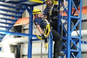 Das 3M Safety Training Center in Hamburg bietet ganzjährig optimale Voraussetzungen.