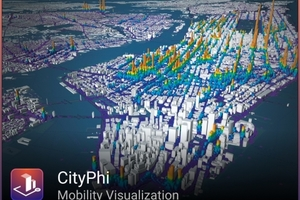 Mobility Visualization
