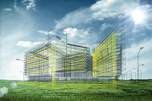 Mit der Methode BIM werden Gebäude nicht nur entwickelt und gebaut, sondern auch betrieben.