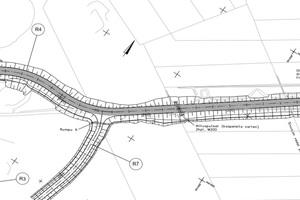 Abb. 6: Praxisbeispiel 1,2 km Landstraße