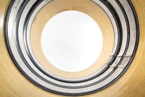 Als Innendichtmanschette eignet sich RedEx zur Abdichtung von Schäden und Undichtigkeiten für begehbare Rohrleitungen im Bereich von DN 800 bis DN 6000 und als Liner-Endmanschette (LEM) im nicht begehbaren Bereich von DN 190 bis DN 1200.