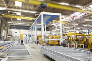 Neben der internen Qualitätssicherung wird die Produktion von externen Instituten begleitet - allen voran stehen die RAL-Gütezeichen Stahlsystembauweise RAL-GZ 613 und Mobile Raumsysteme RAL-GZ 619.