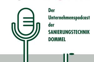 """""""Rohrfunk"""" heißt der neue Podcast der Sanierungstechnik Dommel GmbH.<br />"""