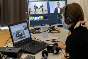 Voll digital geht die Sievert-Akademie in die zweite Webinar-Runde.