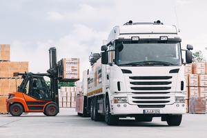 Dank vorausschauender Betriebsführung sowie Rohstoffabbau vor Ort sind die Ziegelwerke Leipfinger-Bader derzeit nicht von Lieferproblemen betroffen.