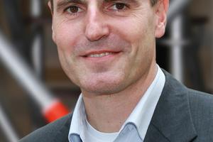 Roland Hassert ist Leiter der Anwendungstechnik Bau bei Layher.