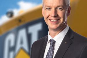 Fred Cordes ist Vorsitzender der Geschäftsführung der Zeppelin Baumaschinen GmbH.