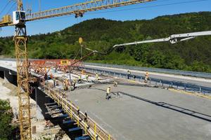 PlanRadar kommt bei einem 28 Kilometer langem Teilabschnitt des Projekts in der Bauüberwachung zum Einsatz.