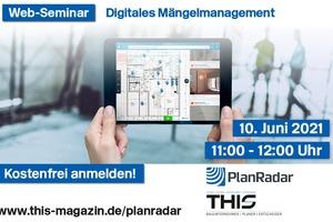 "Web-Seminar ""Digitales Mängelmanagement"" am 10. Juni 2021<br />"