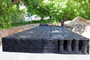 ACO: Rigolen sollen Stadtklima unterstützen