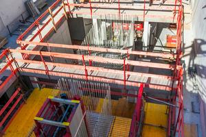 Im ZAQuant werden insgesamt vier Hochpräzisionsmessräume errichtet.