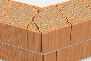 Animationen, Grafiken und Fotos erläutern leicht verständlich jeden Arbeitsschritt im Umgang mit Unipor-Mauerziegeln und -Systemprodukten.