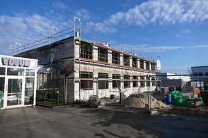 Die neue Geschäftsstelle des VDBUM in Stuhr soll im September 2021 feierlich eingeweiht werden.