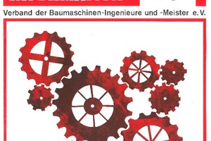 Das Titelblatt der Verbandszeitschrift VDBUM Information von 1973.