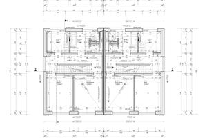 """Eine moderne Grundrissgestaltung zeichnet alle """"Sonnenhäuser"""" aus. Dabei teilen sich die verfügbaren Wohnflächen in unterschiedliche Wohnungsgrößen auf, um sowohl Singles als auch Paaren oder Familien bis zu vier Kindern den jeweils benötigten Raum zu bieten."""