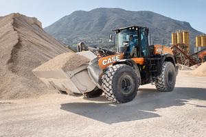 Mit umfangreichen Verbesserungen quer durch die gesamte Baureihe bietet die G-Serie Evolution mehr Verfügbarkeit, eine verbesserte Leistung und Produktivität sowie eine bessere Feinsteuerung.