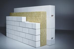 Die funktionsgetrennte Bauweise ermöglicht die optimale Anpassung aller Wandschichten an die individuellen Anforderungen.