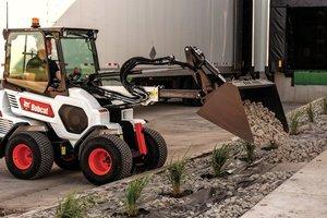 Die neuen Modelle machen Bobcat in den wachsenden Bereichen Landschaftsbau, Baugewerbe und Instandhaltung für einen größeren Kundenkreis attraktiv.