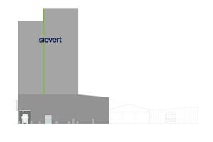 Die Sievert SE erweitert ihren Standort in Marl um eine neue Mischlinie sowie neue Lagerflächen.